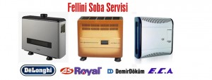 As delonghi soba servisi